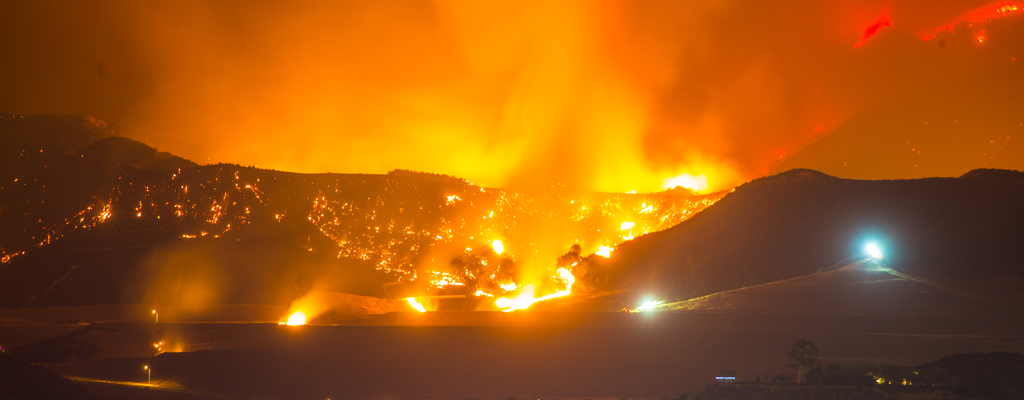 wildfire-in-hills